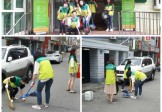 6월 깨끗한 우리마을 만들기 진행사진
